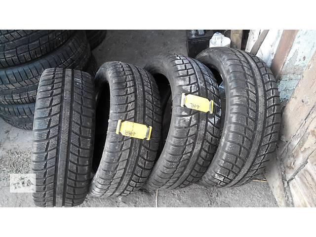 Продам б/у шины Michelin Primacy Alpin 195/45/R16 80H M+S зимние 4(шт)- объявление о продаже  в Черкассах