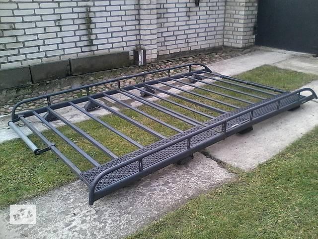 бу Продам багажник на крышу Трафик , Виваро в Луцке
