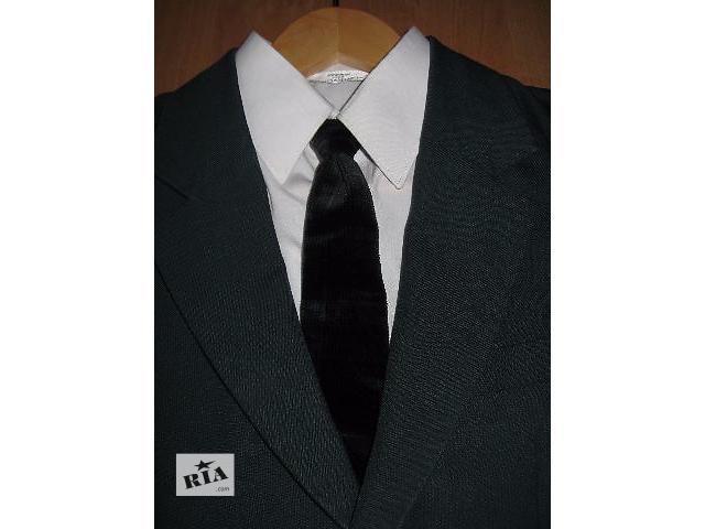продам Продам бархатный галстук для младшего школьника бу в Киеве
