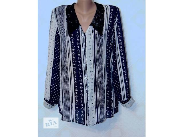 продам Продам блузку из натурального шелка размер 54-56 Производство Турция. бу в Харькове