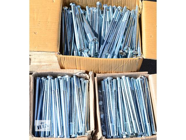 купить бу Продам болты М10-М48 высокопрочные шестигранные с мелкой и стандартной резьбой в Харькове