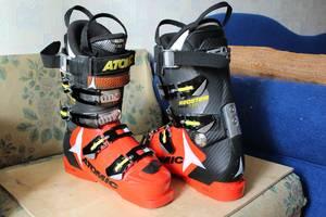 б/у Ботинки для лыж Atomic