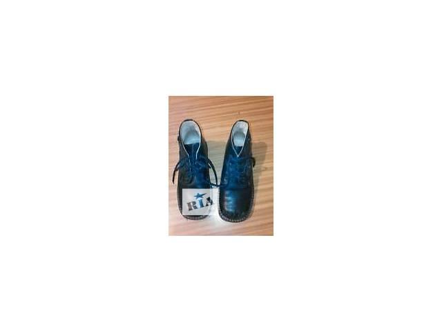 бу Продам ботинки для девочки в Полтаве