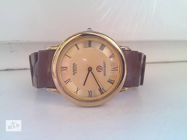 Часы наручные фирмы kappa купить
