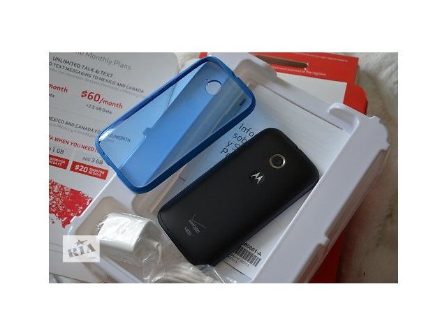 бу Продам брендовый смартфон США Motorola Moto E 2015 2gen XT1528 в Харькове