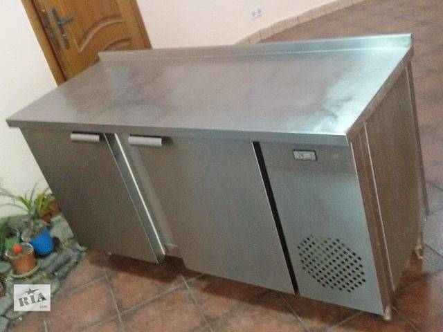 купить бу Продам бу холодильный стол для кафе, баров, ресторанов в Киеве