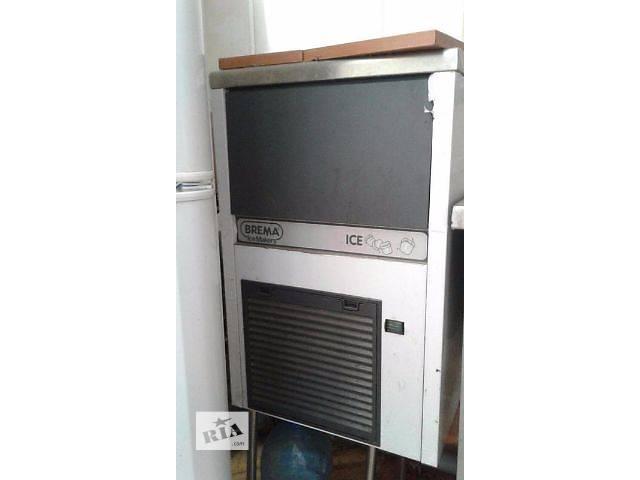 продам Продам бу льдогенератор(ледогенератор) кубиковый Brema CB 246A бу в Киеве