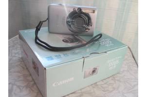 б/у Цифровые фотоаппараты Canon IXUS 95 IS