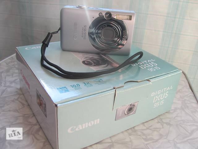 Продам Canon Digital IXUS 95 IS - объявление о продаже  в Луганске