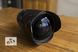 б/у Ширококутний об'єктив Canon