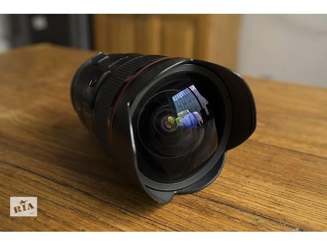 купить бу ПРОДАМ Canon EF 14mm f/2.8 L II USM БЕЗ ДЕФЕКТОВ ТОРГ в Ровно