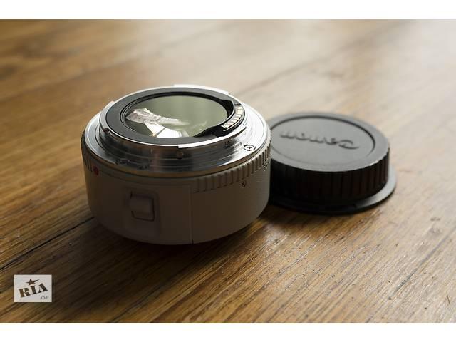 продам ПРОДАМ Canon Extender EF 1.4 x БЕЗ ДЕФЕКТОВ ТОРГ бу в Ровно