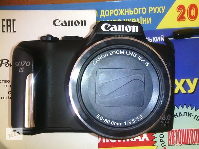 купить бу Продам Canon Pover Shot 170 IS в Луцке