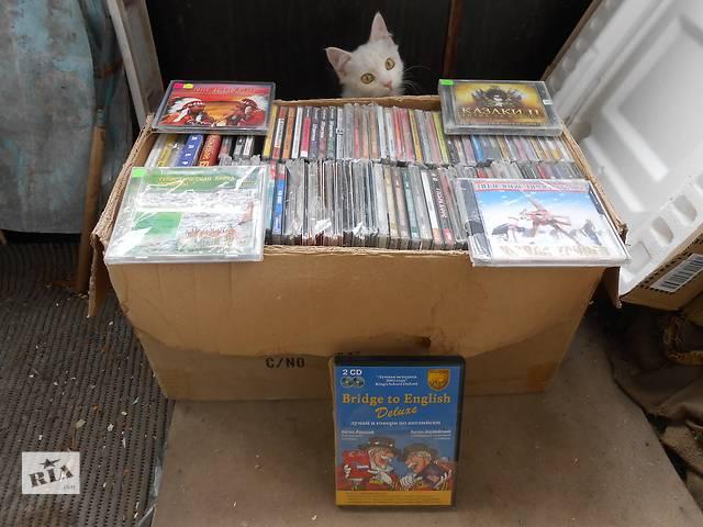 купить бу Продам CD-ROM Диски (частная коллекция) в Днепре (Днепропетровск)