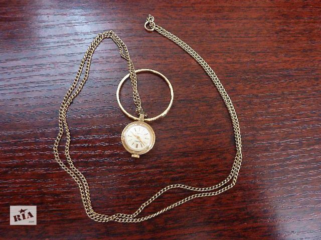 Продам часы CHAIKA 17 Jewels made in USSR- объявление о продаже  в Виннице
