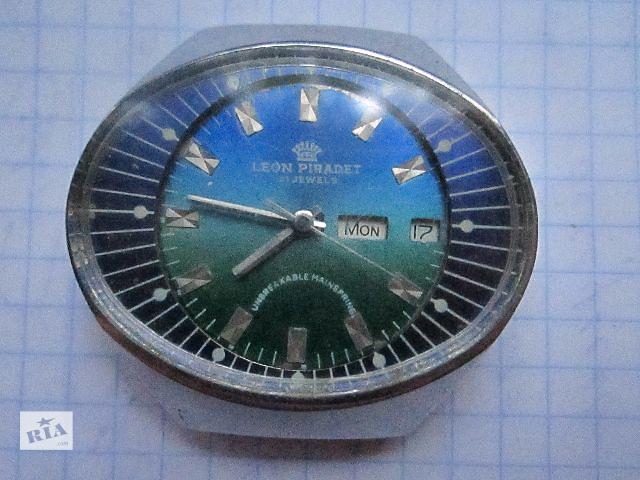 продам Продам часы  leon piradet 21jewels. Антиквариат. бу в Запорожье