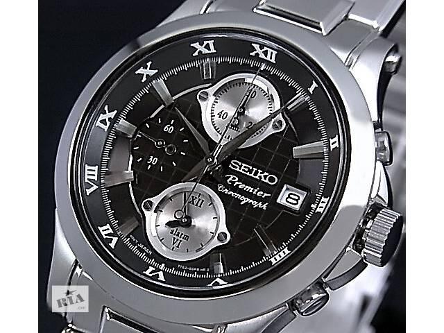 бу Продам часы мужские SEIKO SNA585P1 в Львове