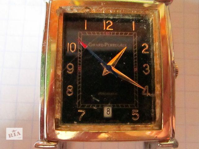 """продам Продам часы наручные """"Girard Perregaux"""". Рабочая копия. бу в Запорожье"""