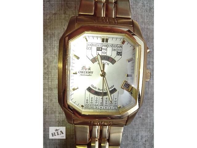Продам часы Orient механические Ориент- объявление о продаже  в Днепре (Днепропетровск)