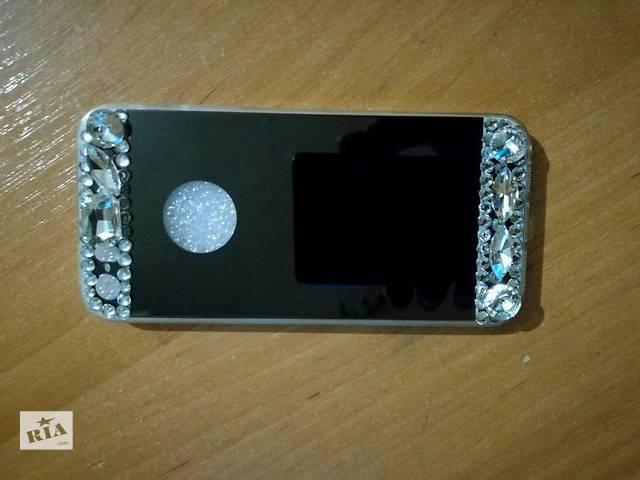Продам чехол с зеркалом на задней крышке iPhone 5s- объявление о продаже  в Черкассах