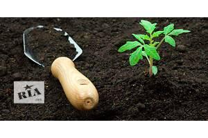 Удобрения и земля