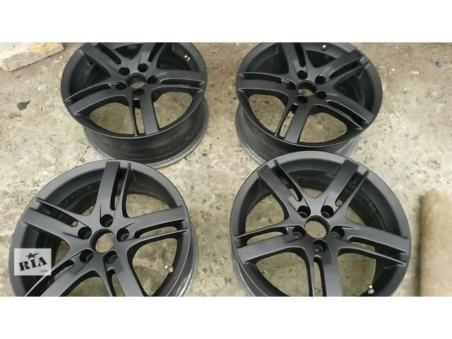 продам Продам черные диски R16 5x100 Subaru Skoda MG Chrysler бу в Киеве
