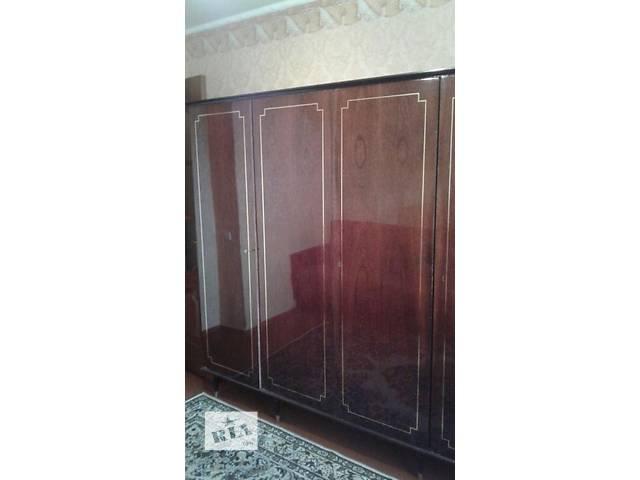 бу Продам четырехстворчатый шкаф+ трельяж в Виннице