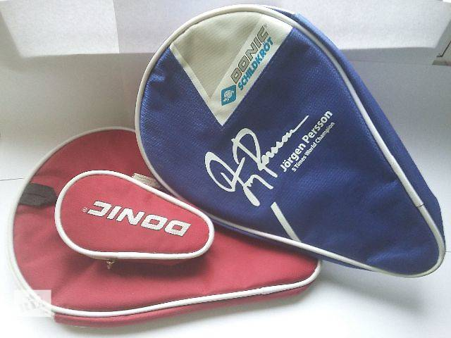 Продам чехол на ракетку для настольного тенниса- объявление о продаже  в Тернополе