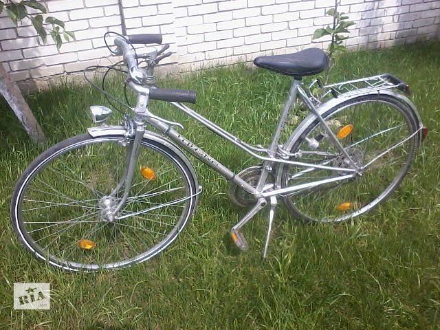 купить бу продам дамку велосипед в Львове
