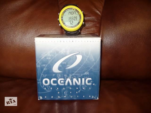 купить бу Продам декомпресиметр Oceanic GEO в Вышгороде