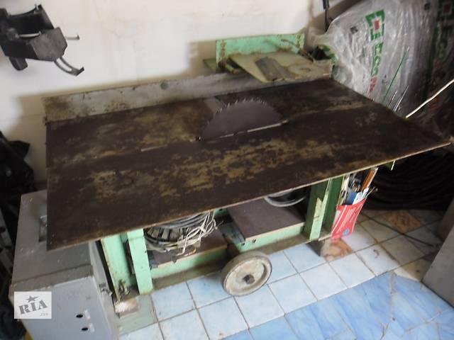 купить бу Продам деревообрабатывающий станок в Теплодаре
