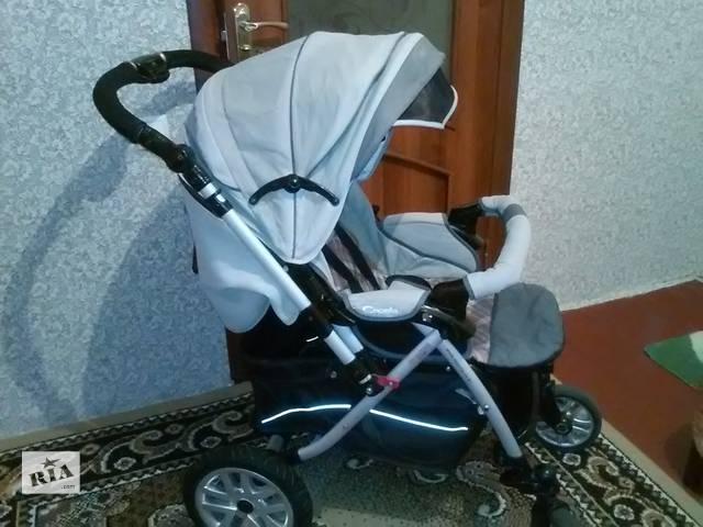 купить бу Продам детскую коляску CAPELLA S 803 в хорошем состоянии в Торецке (Дзержинске)
