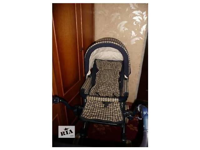 купить бу Продам детскую коляску Chicco Cortina 2в1 в Киеве