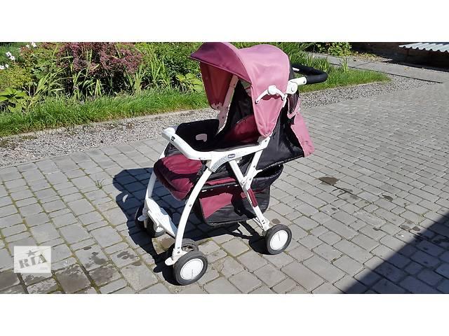 купить бу Продам детскую коляску Chicco Simplicity в Харькове