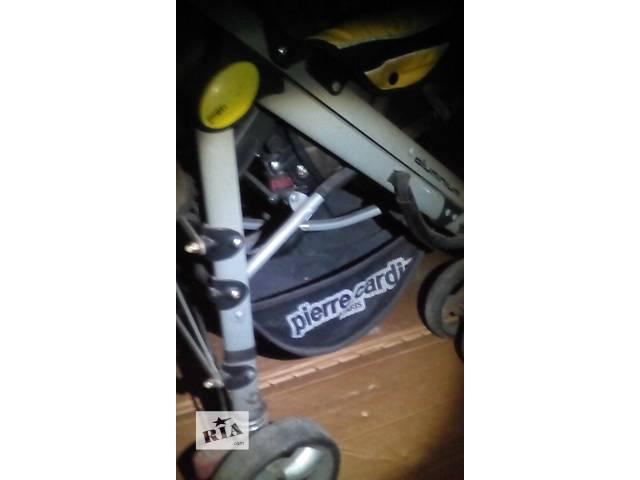 бу Продам детскую коляску Pierre cardin-Paris . ! .  в Запорожье