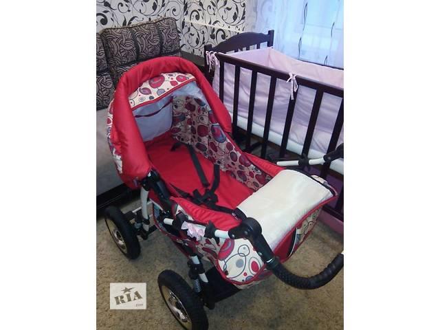 бу Продам детскую коляску зима- - лето для девочки в хорошем состоянии в Полтаве