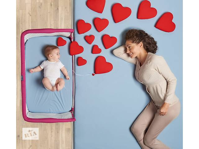 купить бу Продам детскую кроватку Chicco Next 2 Me в Одессе