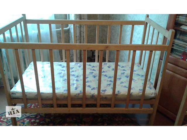 Продам детскую кроватку в Донецке- объявление о продаже  в Донецке