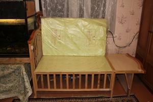 б/в Дитячі ліжечка