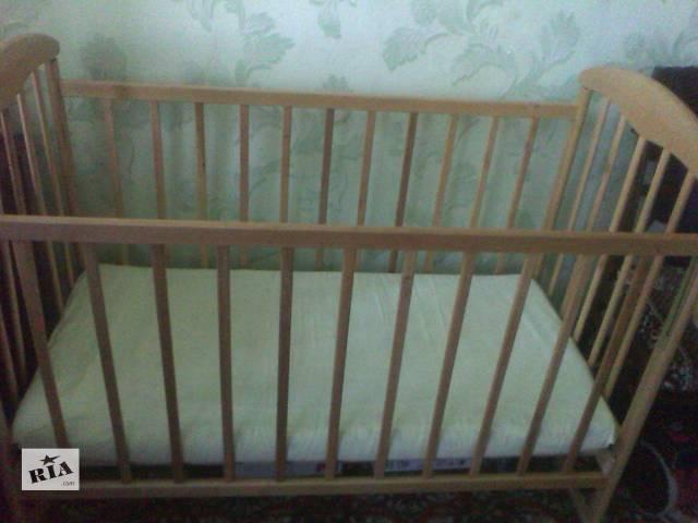 продам детскую кроватку- объявление о продаже  в Донецке