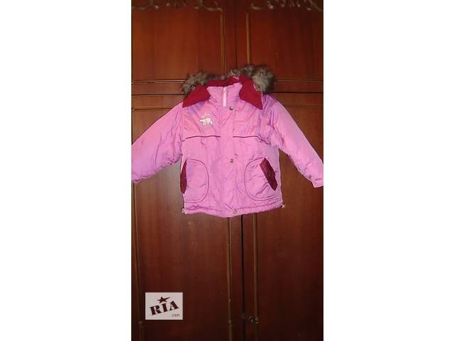 продам Продам детскую курточку для девочки бу в Киеве