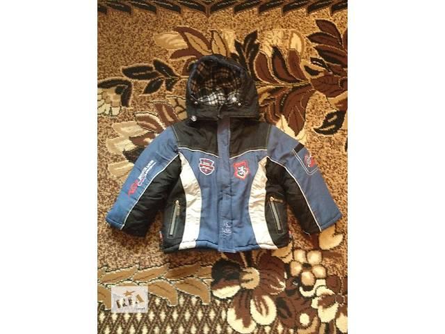 бу Продам детскую зимнюю куртку в Доброполье