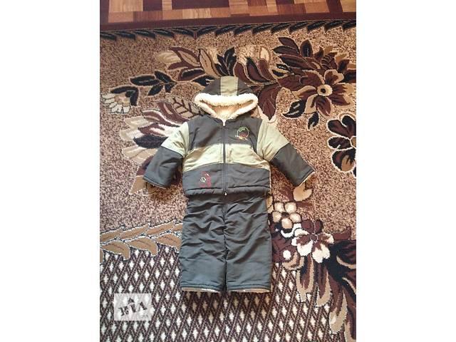 купить бу Продам детский комбинезон на мальчика в Доброполье