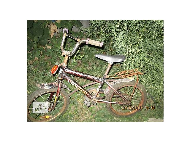 продам детский велосипед- объявление о продаже  в Бобринце
