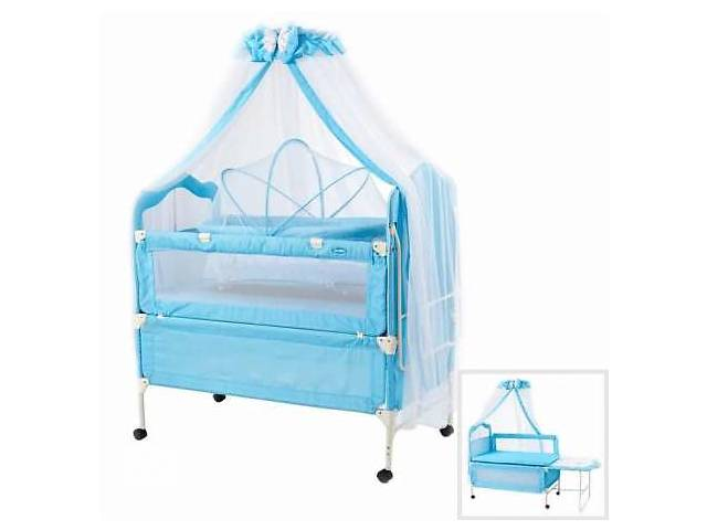 бу Продам дітяче кроватка 2 в 1 в Белой Церкви