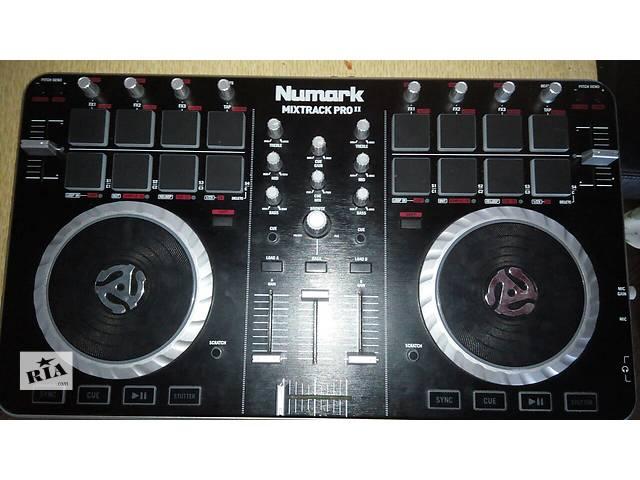 Продам Dj-контроллер NUMARK MIXTRACK PRO II- объявление о продаже  в Нетешине