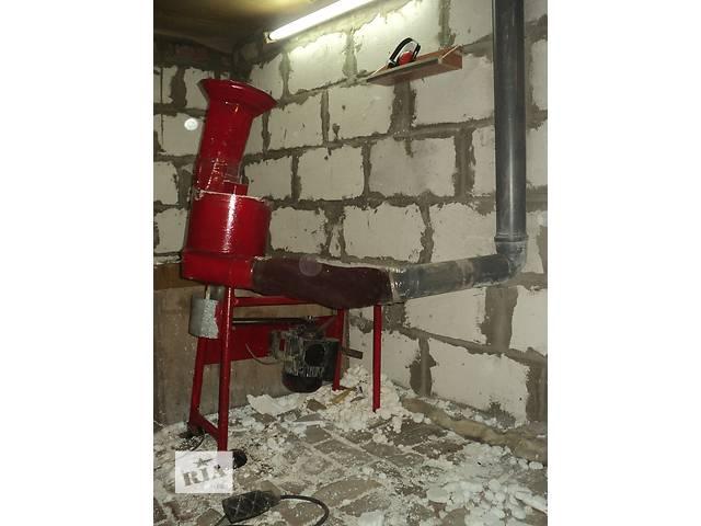 Продам дробилку для пенопласта- объявление о продаже  в Ромнах