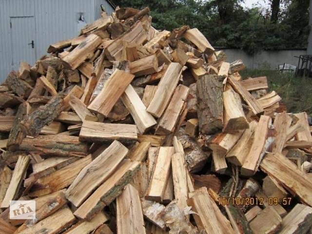 купить бу Продам дрова дубовые колотые. в Полтаве