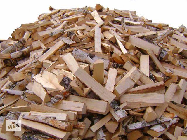 бу Продам дрова колотые в Киеве