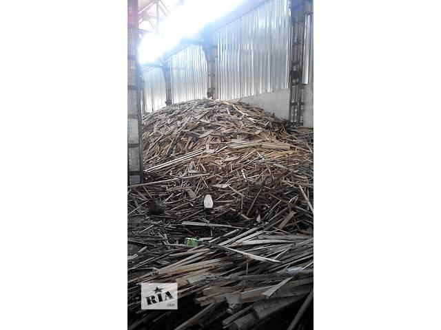 купить бу Продам дрова отходы от пилораммы в Харькове